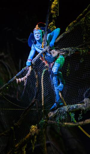 Toruk Cirque Du Soleil In Hamburg Hamburgde