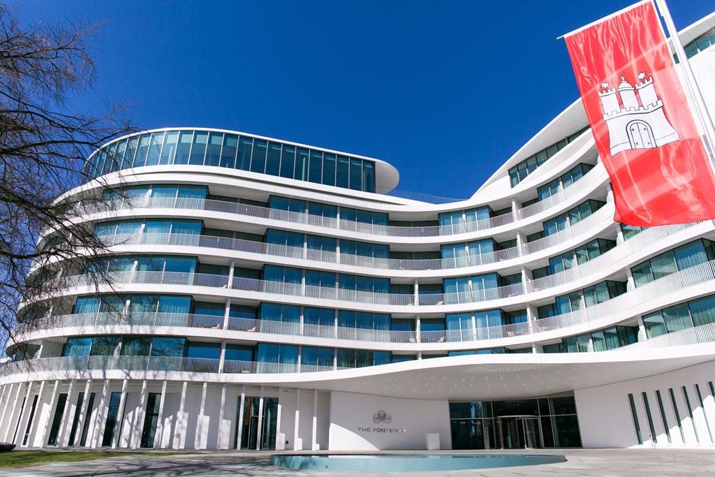 The Fontenay Hotelprojekt Hamburgde