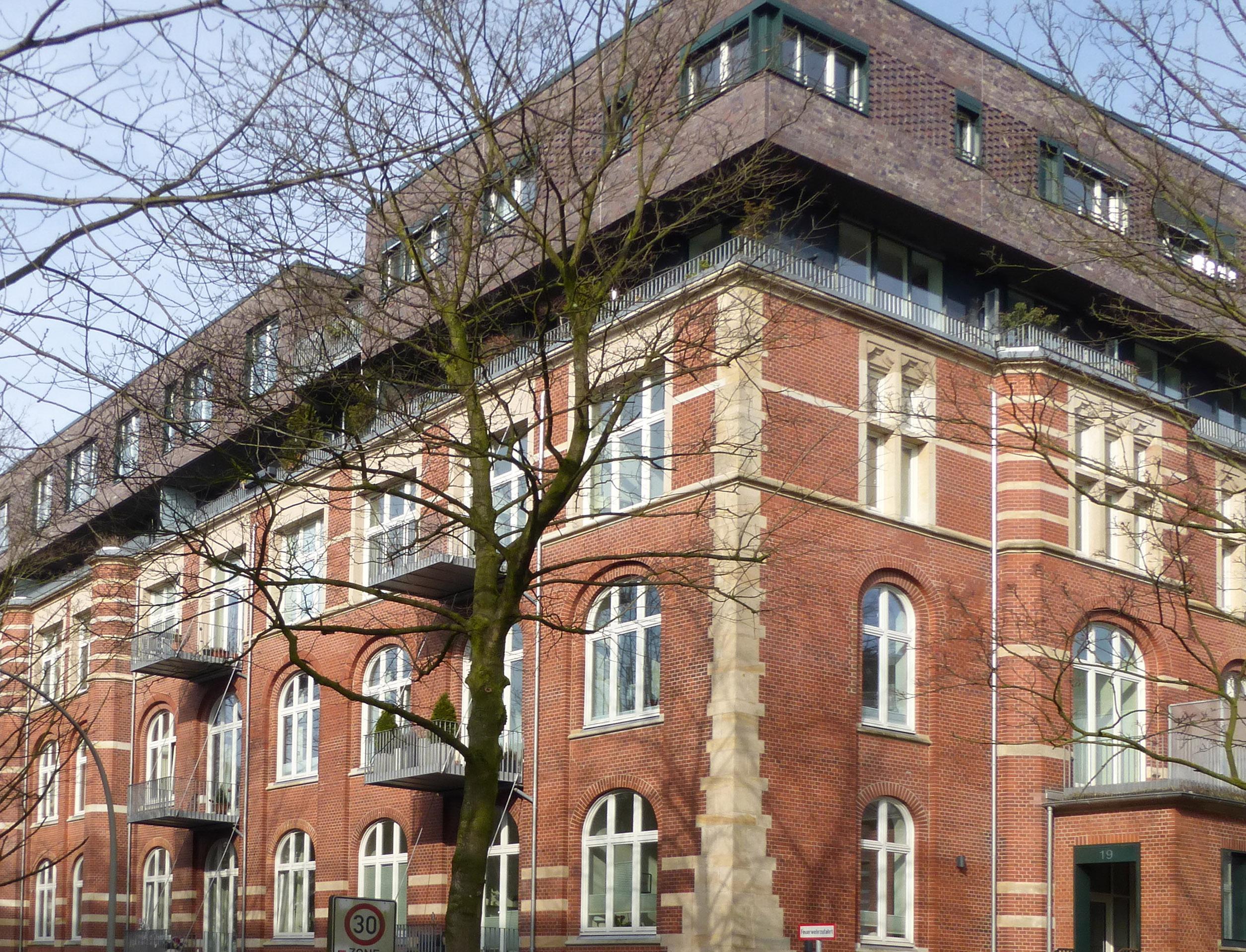 Dachgeschossausbau Hamburg hbauo erleichtert wohnungsbau im bestand hamburg de