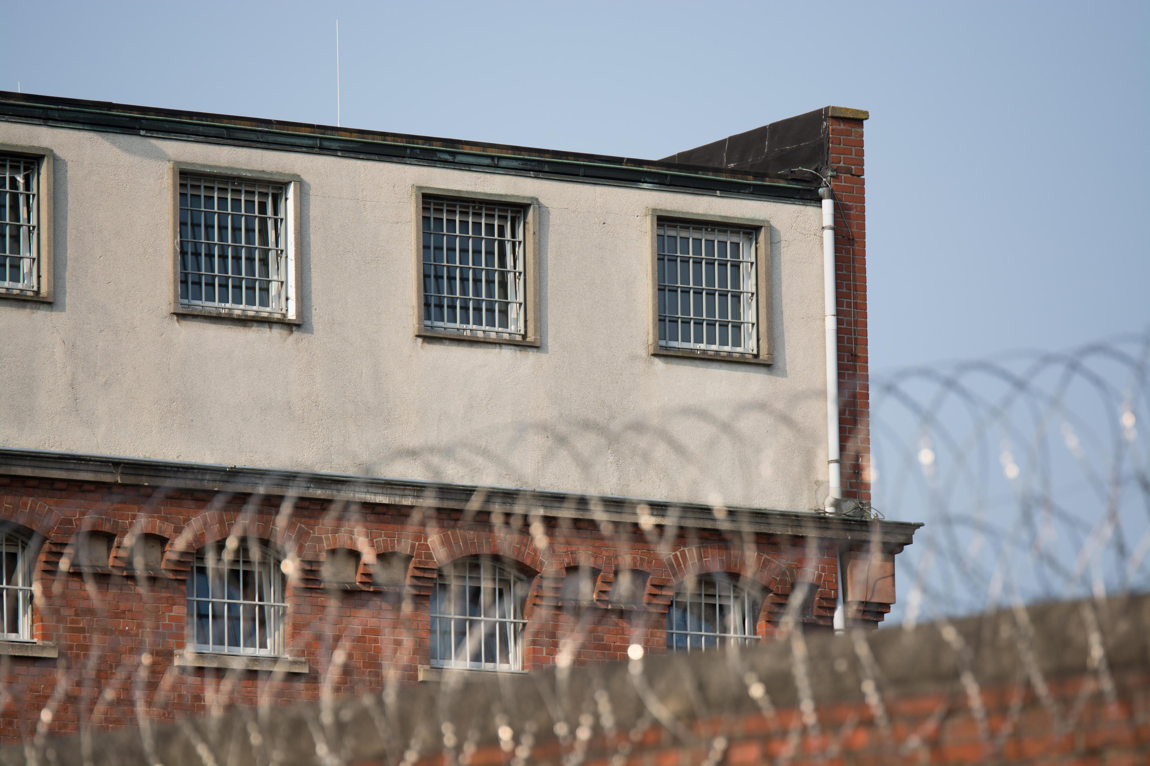 Dating-Standorte im Gefängnis