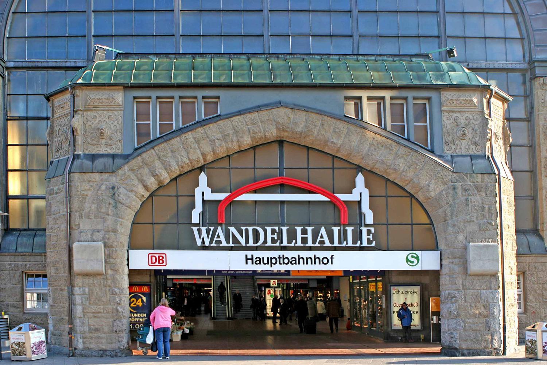 Hotel Frankfurt Hauptbahnhof