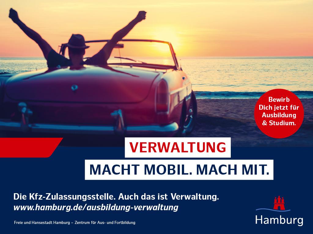 Ausbildung: Verwaltungsfachangestellter, Regierungssekretär, mittlerer  Dienst, Beamter - hamburg.de