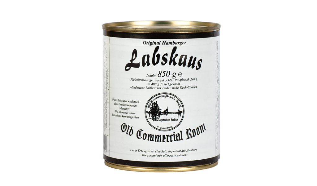 Labskaus von Old Commercial Room