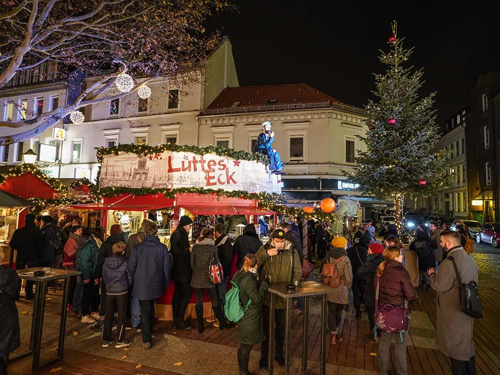 Weihnachtsmarkt Ottensen - hamburg.de