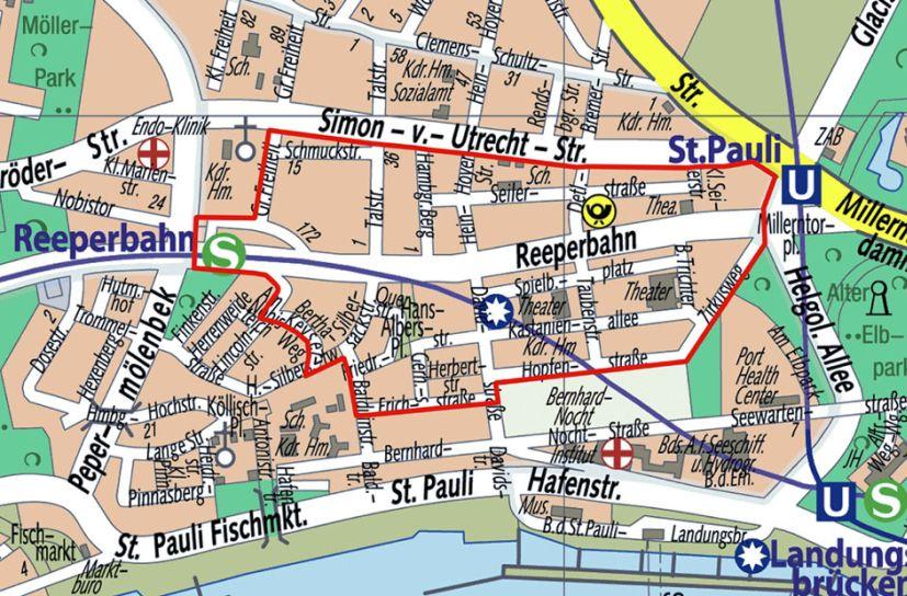 HafenVokü St.Pauli Hafenstraße