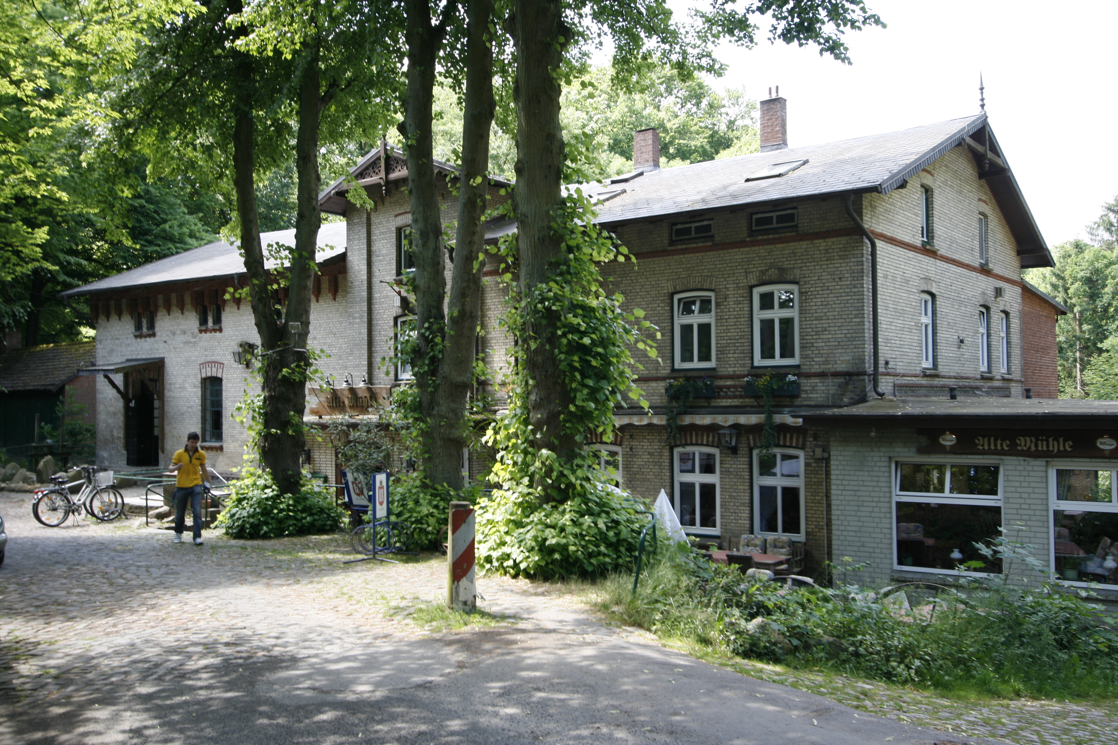 Bezirksamt Wandsbek Bilddatenbank Bergstedt Fhh