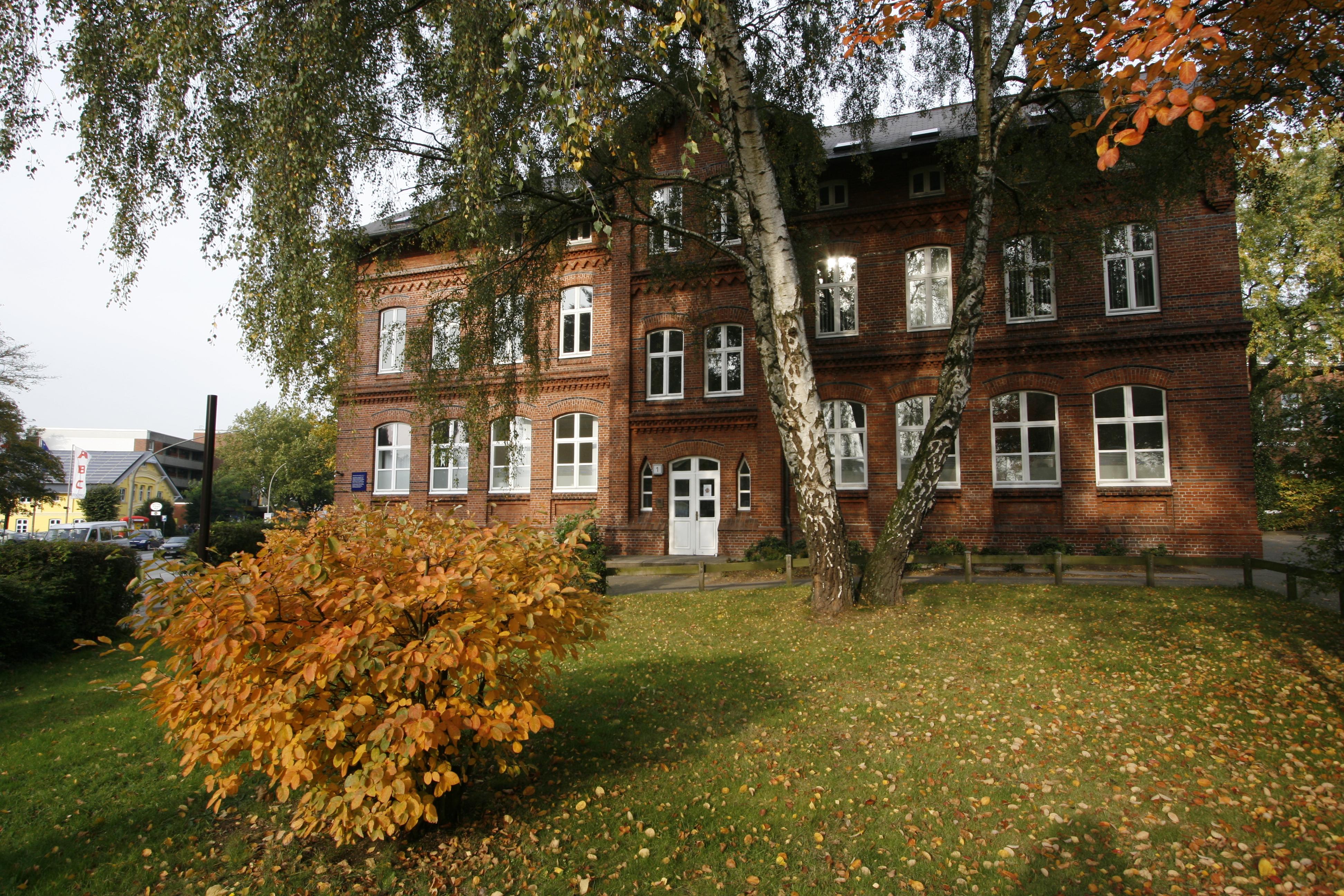 Bezirksamt Wandsbek Bilddatenbank Bramfeld Fhh