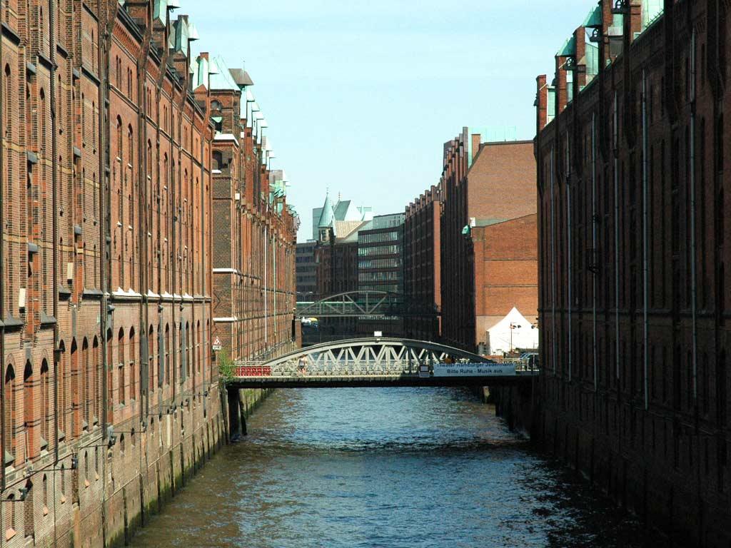 Hotel In Der Speicherstadt Hamburg