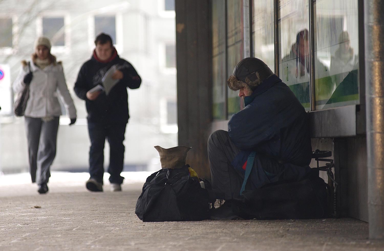 Dating eines obdachlosen Mädchens
