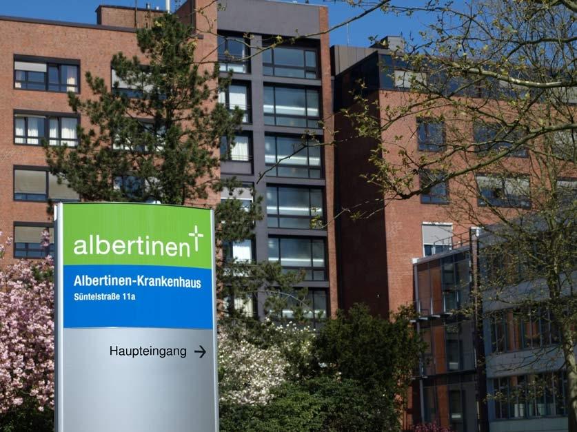 Albertinen Krankenhaus hamburg