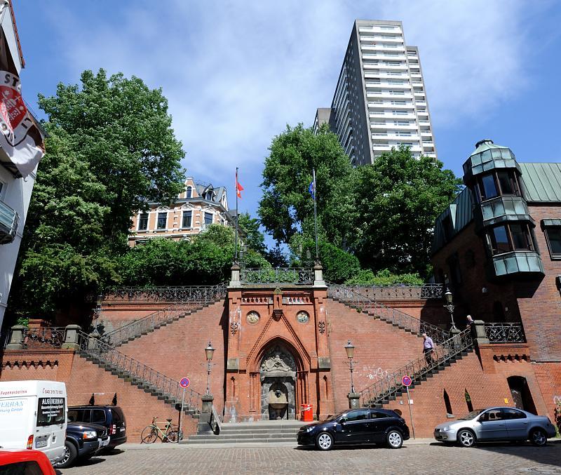 Treppenrenovierung Hamburg köhlbrandtreppe hamburg de
