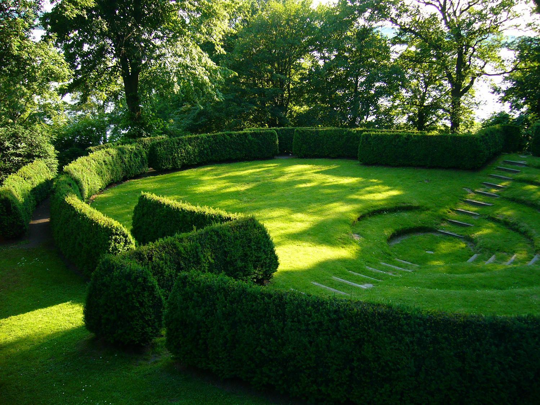 Römischer Garten Hamburgde