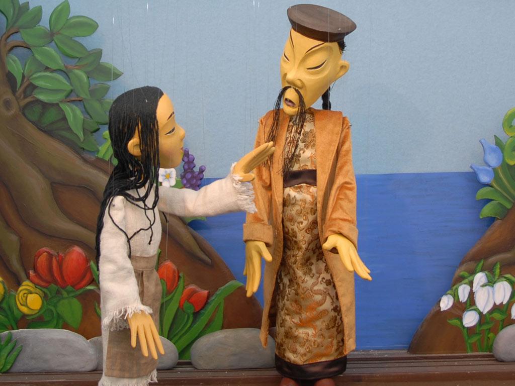 marionettentheater münchen kinderprogramm