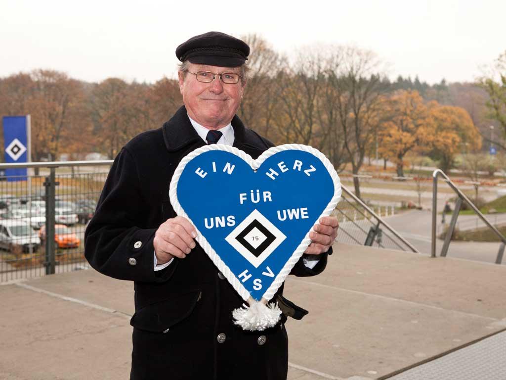 Uwe Seeler Feiert Geburtstag Hamburgde