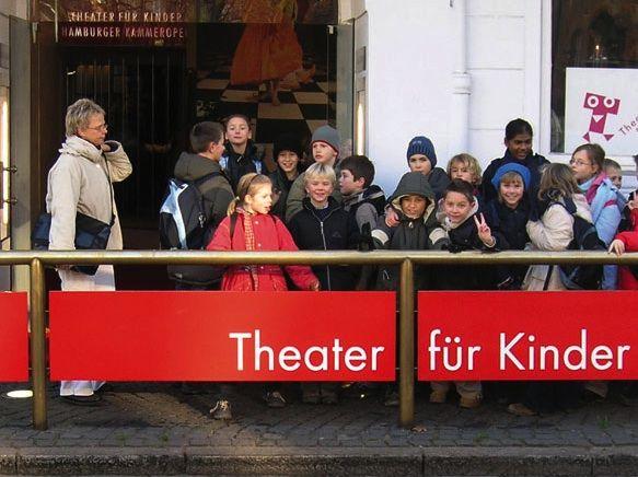 Theater Für Kinder Hamburgde