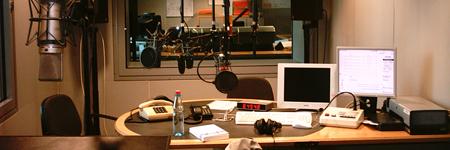 Rundfunkstudio