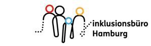 Logo des Inklusionsbüros / urbanista/SKBM