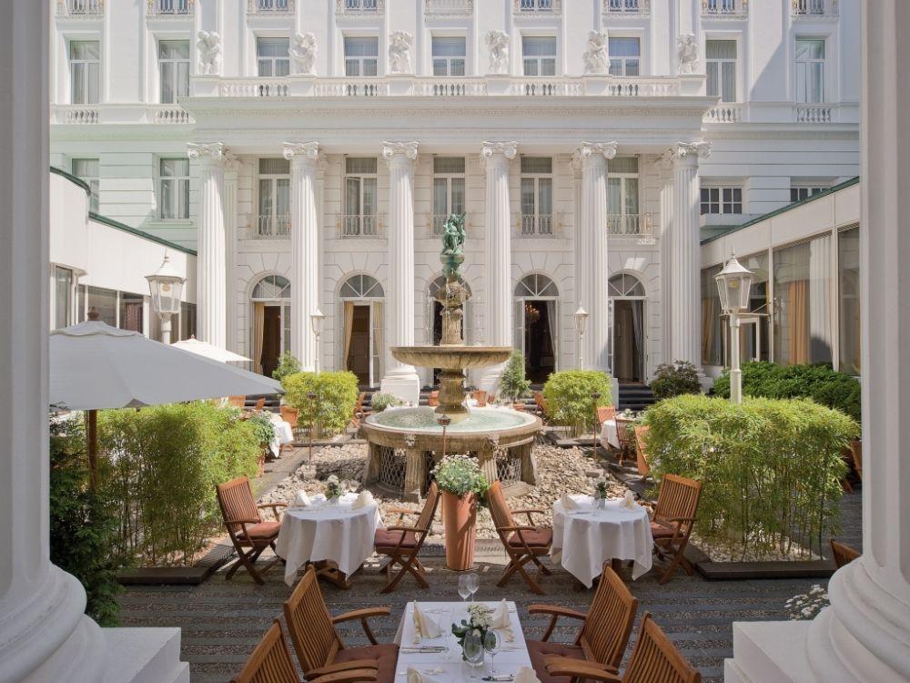 Hochzeit Im Hotel Feiern Hochzeitsfeier In Hamburger Hotels