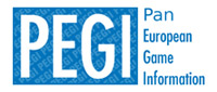 Logo Pegi - Pan European Game Information