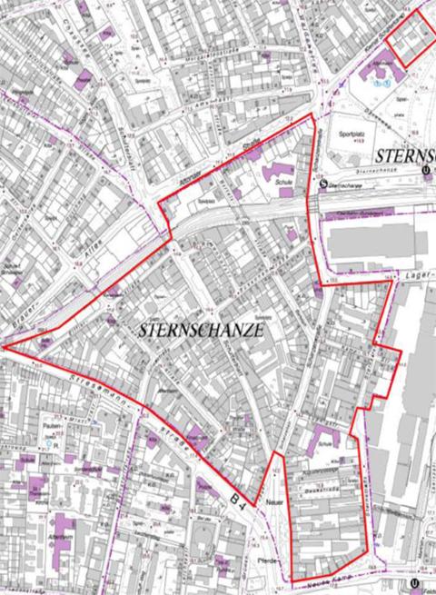 schanzenviertel hamburg karte Soziale Erhaltungsverordnungen   hamburg.de schanzenviertel hamburg karte
