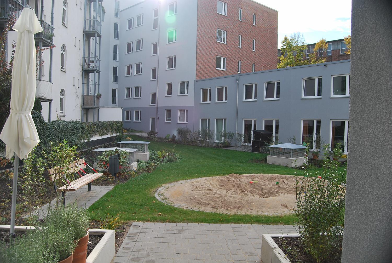 Ruhrstraße Hamburg wohnungsneubau ruhrstraße schützenstraße neue höfe bahrenfeld
