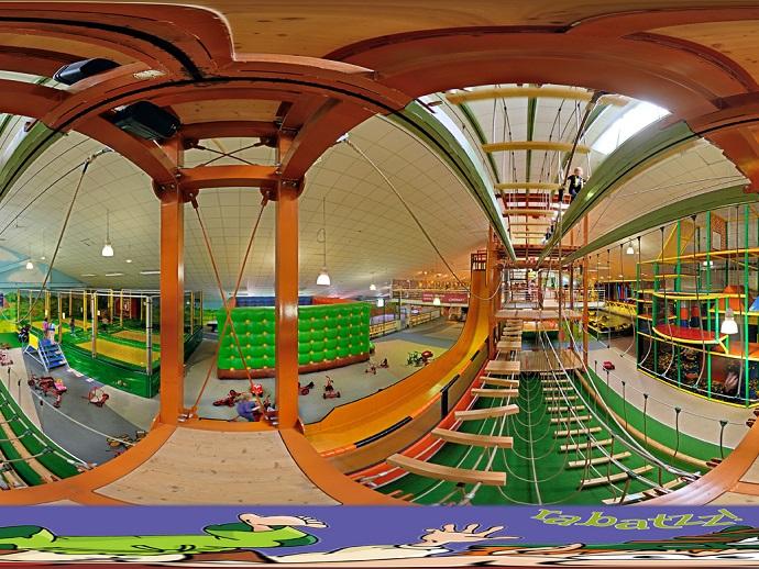 größter indoor spielplatz deutschlands