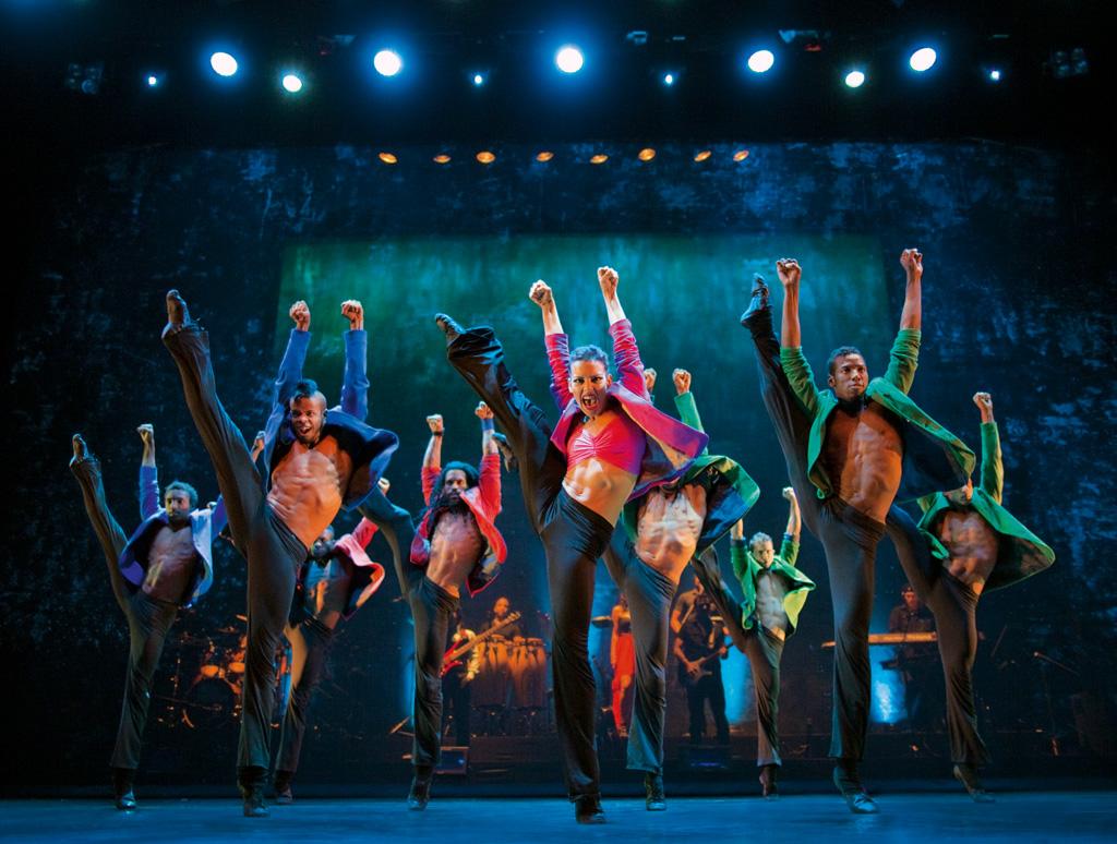 ballet revolution münchen