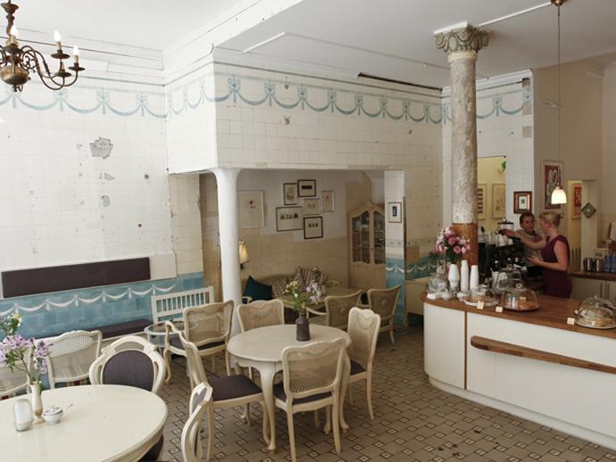 Cafe Schanze Und Karoviertel Hamburgde