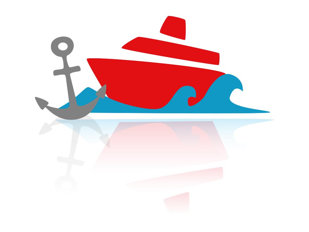 Logo führt zur IPhone-App für Hamburg