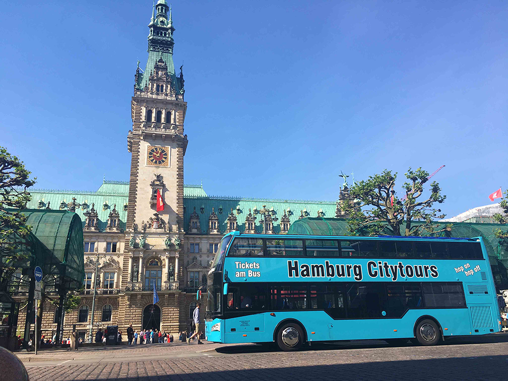 Stadtrundfahrt Hamburg Hamburgde