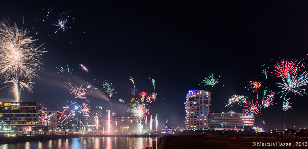 Silvester Feuerwerk Die Besten Platze Hamburg De