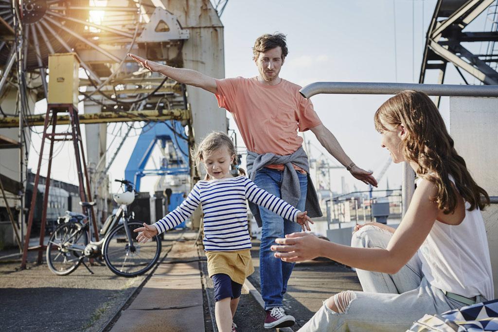 Urlaub für die ganze Familie / istockphoto / HHT