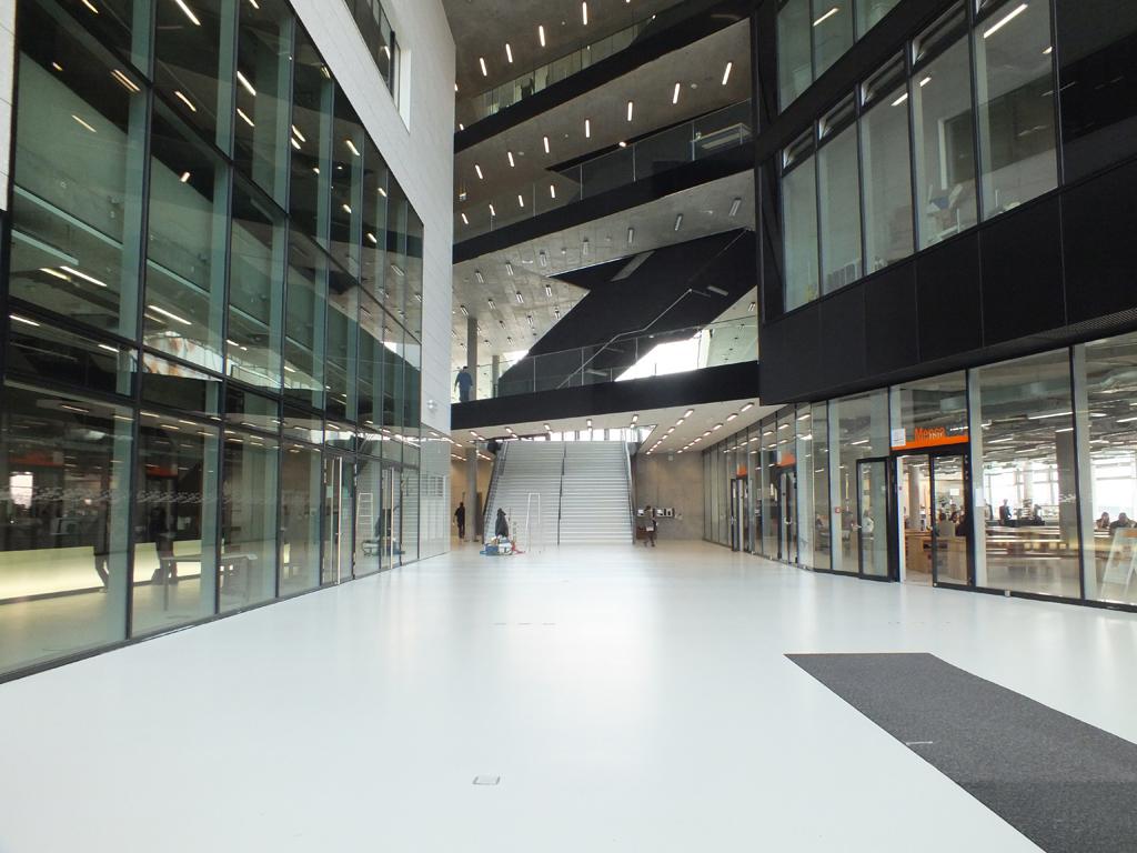 Universität Innenarchitektur: Innenarchitektur Uni Hamburg
