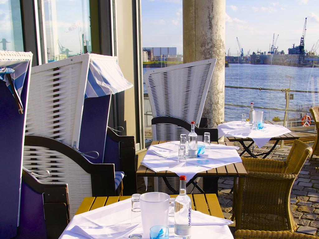 Outdoor Küche Hamburg : Draußen sitzen in hamburg cafés bars und restaurants mit