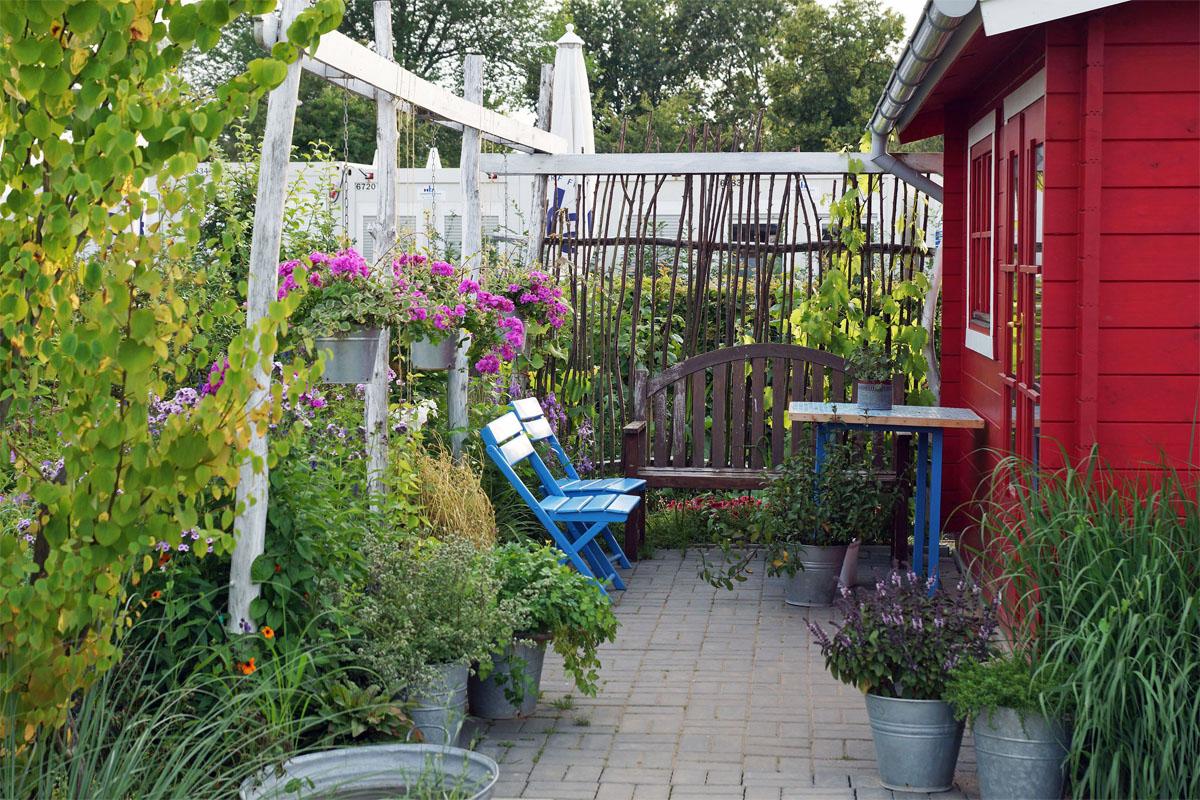 kleingarten. Black Bedroom Furniture Sets. Home Design Ideas