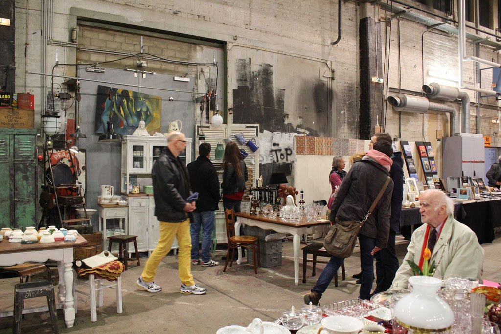 The Collectors Antique-, Design- & Vintage Market - hamburg.de