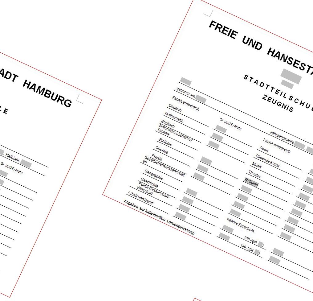 vordrucke und formulare hamburgde - Versetzungsantrag Beamte Muster