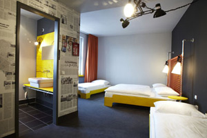 B Und O Hotel Hamburg