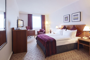 Crowne Plaza Hotel Hamburg City Alster