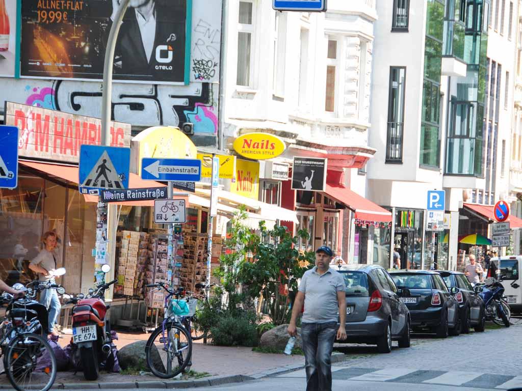 Parkhaus Hamburg Innenstadt : einkaufen n rnberg zentrum ~ Watch28wear.com Haus und Dekorationen