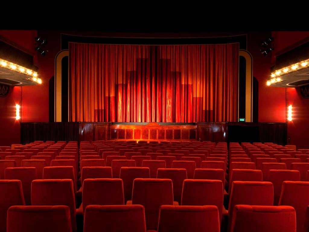 Imperial København kino massageguid