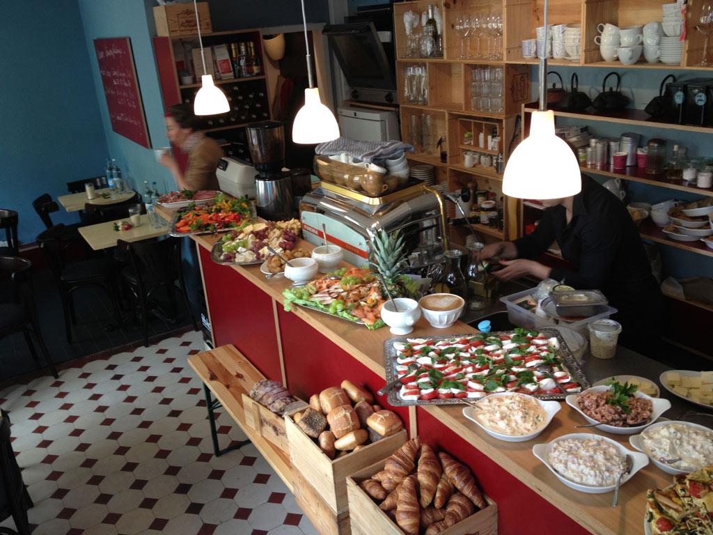 Kaffee und kuchen in hamburg