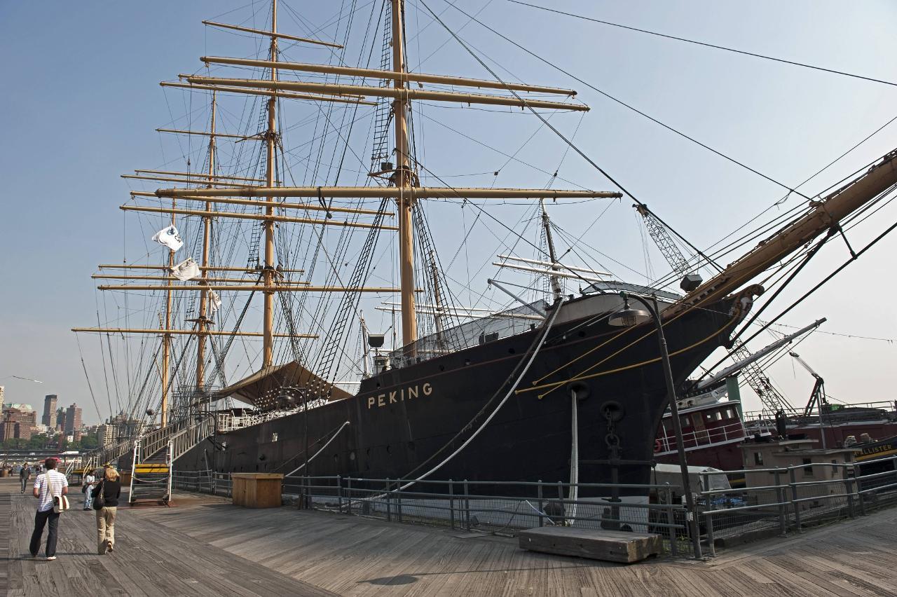 schiff dauer usa europa