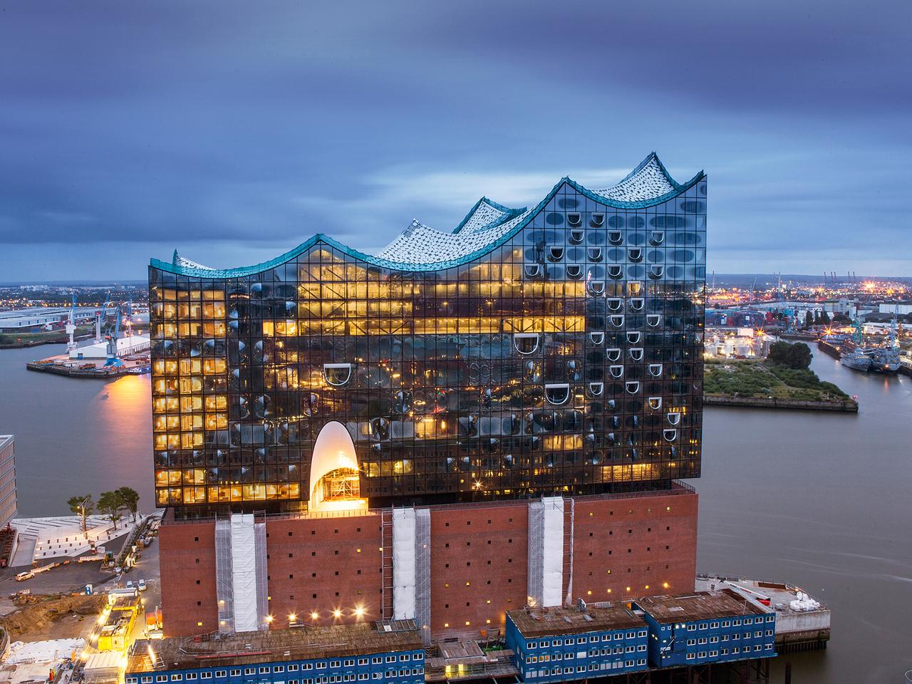 ... Großer Saal Elbphilharmonie Hamburg: Johannes Arlt, Elbphilharmonie ...
