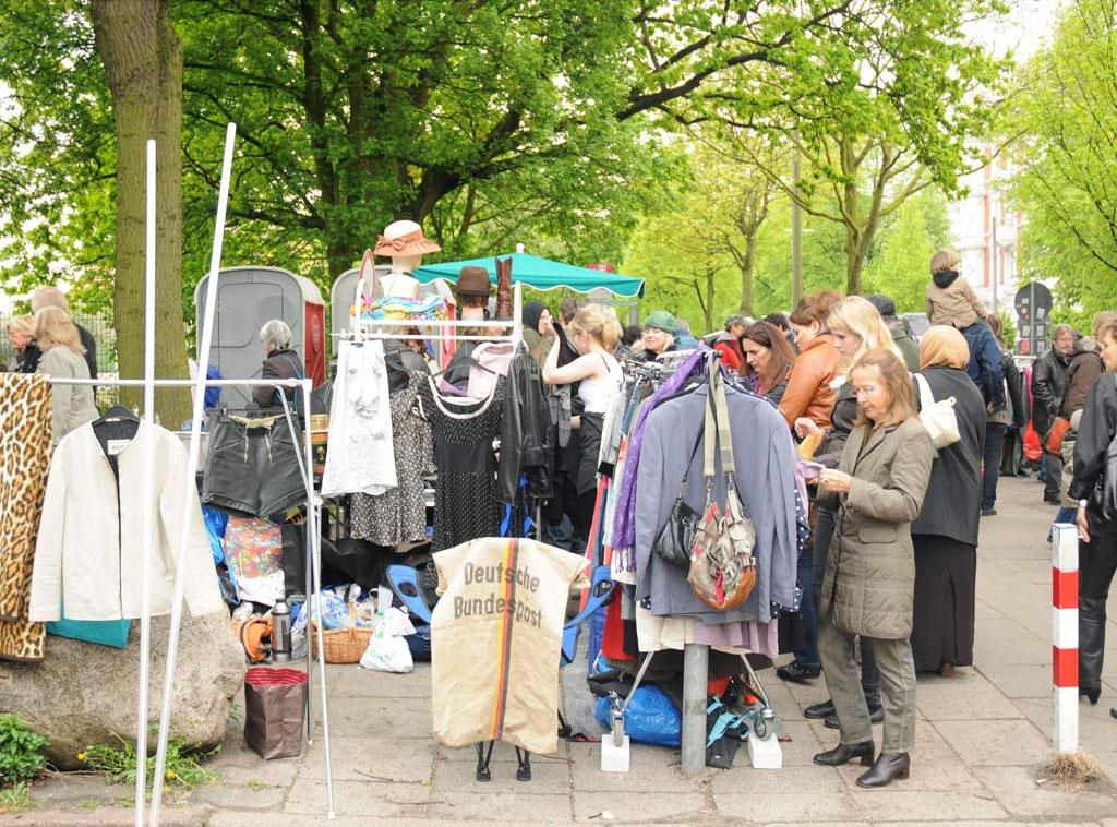 flohmarkt bergstedt 2020