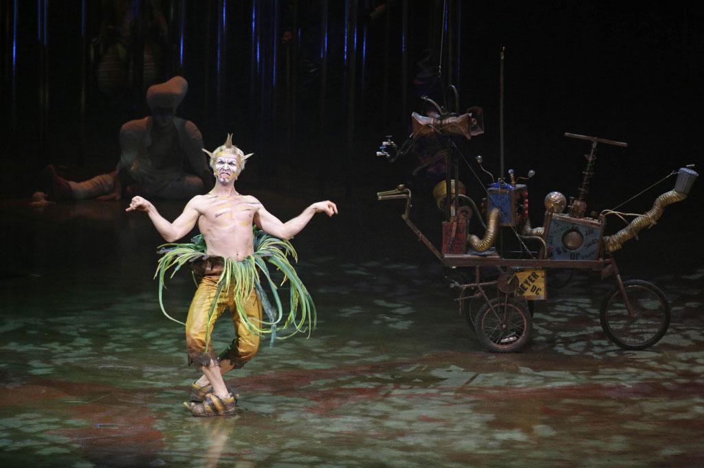 Varekai Cirque Du Soleil In Hamburg Hamburgde