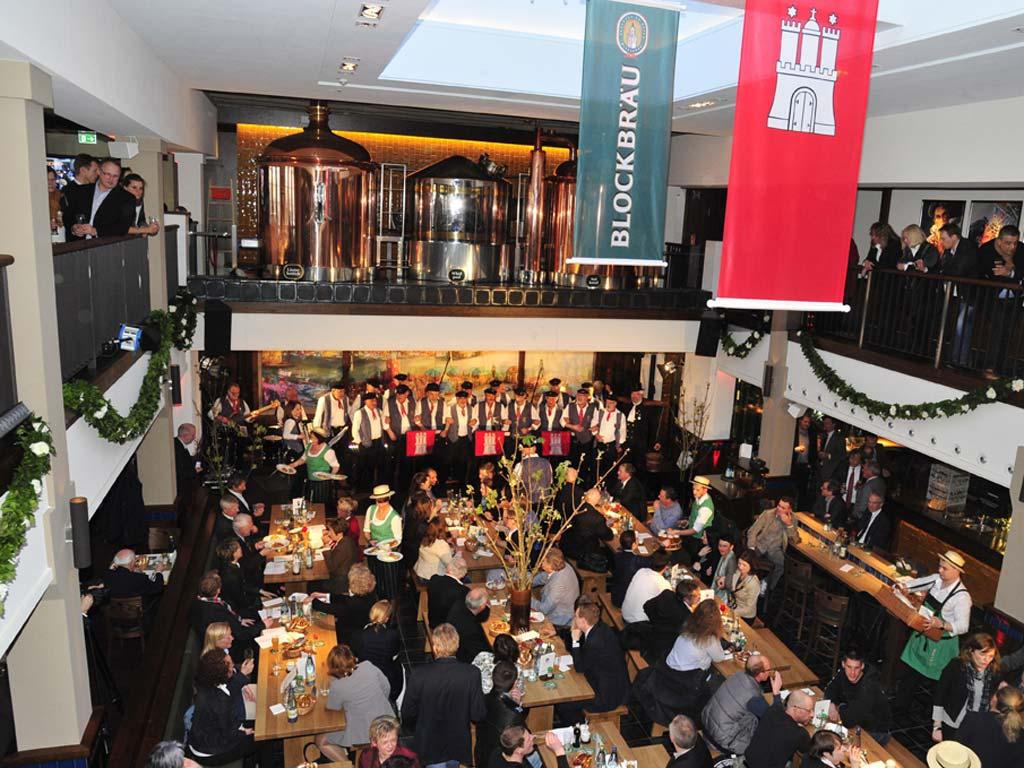Hamburger Küche Restaurant
