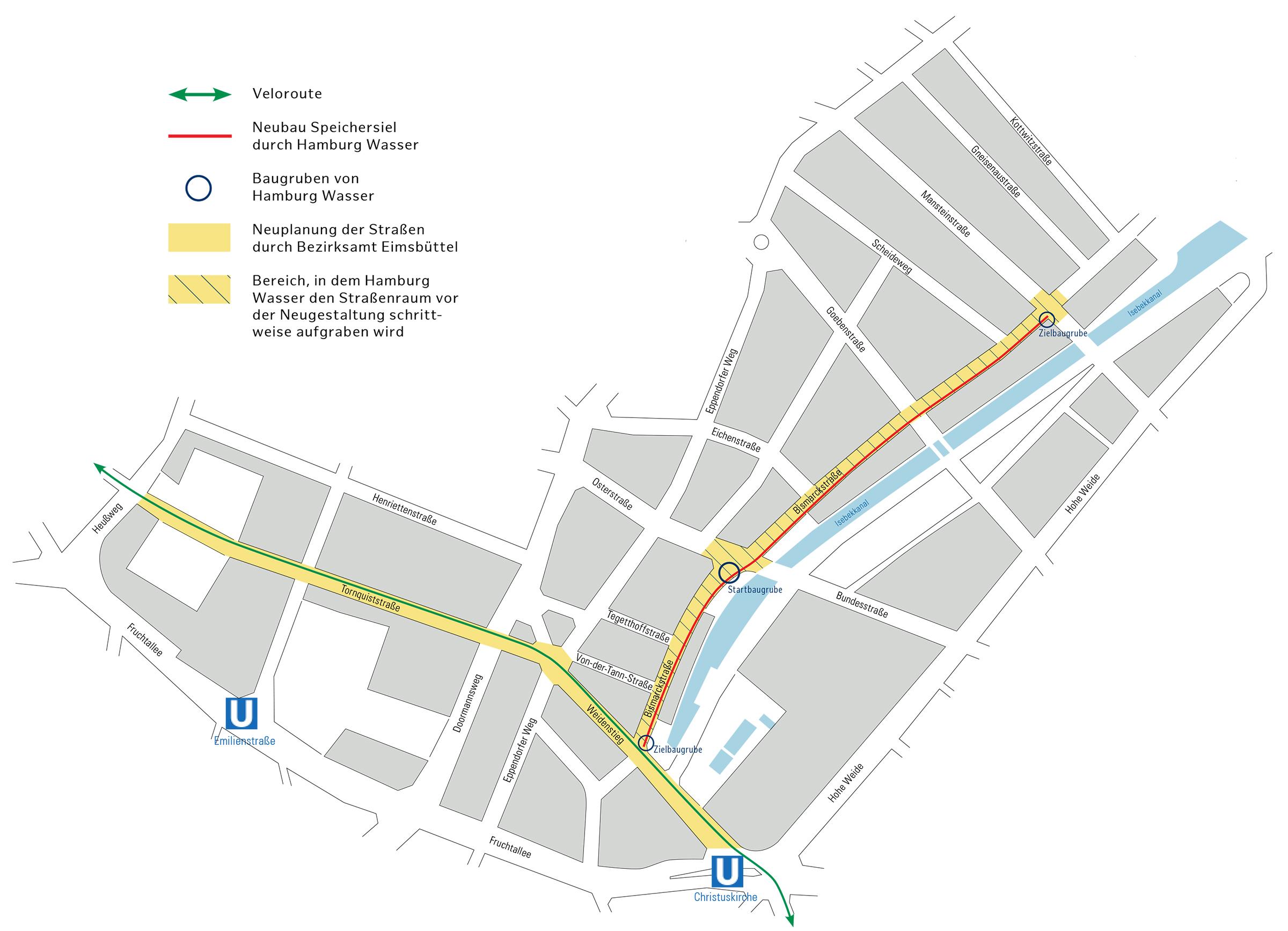 Bezirksamt Eimsbüttel – Wohnen, Bauen & Verkehr – Bismarckstrasse ...
