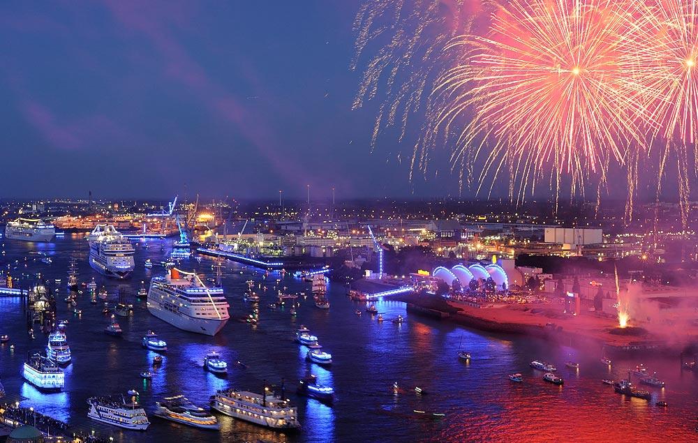 Cruise Days Programm Samstag Hamburgde