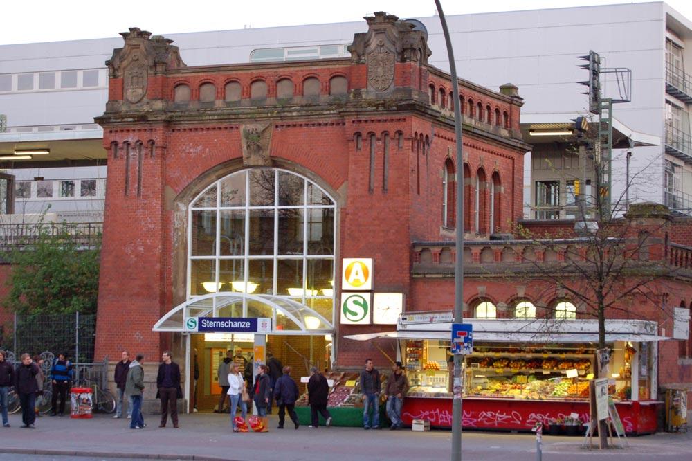 Schanzenviertel Sternschanze Schanze Hamburg Hamburgde